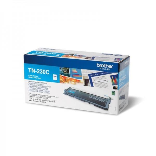 BROTHER TN-230 Toner cyan Standardkapazität 1.400 Seiten