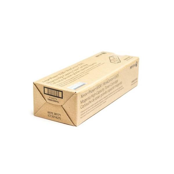 XEROX XFX Toner magenta für Phaser 6500, WorkCentre 6505 hohe Kapazität 2.500 Seiten