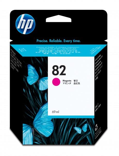 HP 82 Original Tinte magenta Standardkapazität 69ml