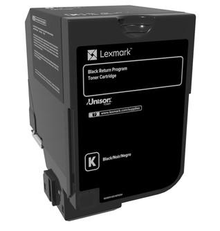 LEXMARK Toner schwarz für CS720, CS725, CX725