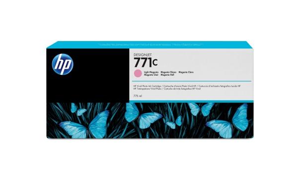 HP 771C Original Tinte hell magenta Standardkapazität 775ml