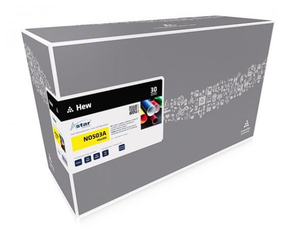 Astar Tonerpatrone Gelb entspricht HP 503A Q7582A