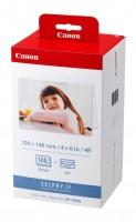 CANON KP-108IN Foto Papier natural inkjet 100x148mm 108 Blatt ink cassette