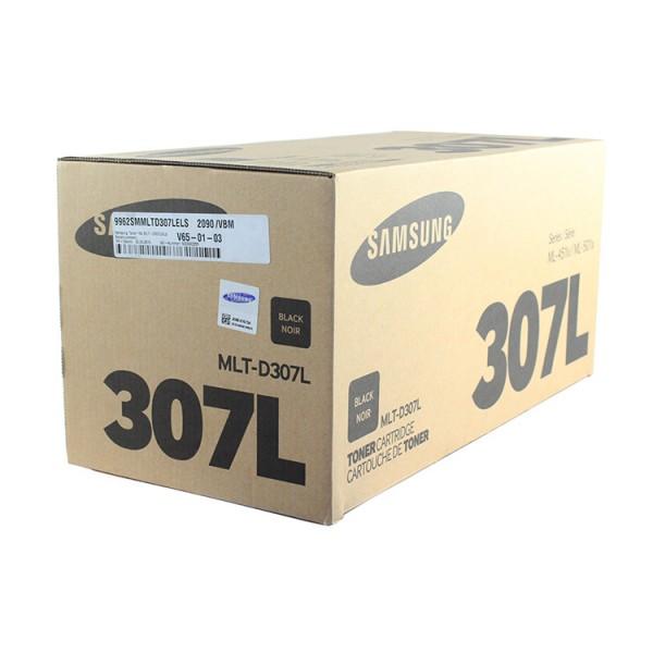 SAMSUNG MLT-D307L/ELS Original Toner Schwarz (Hohe Reichweite) - Kompatibel mit ML-4510ND/ML-5010ND/