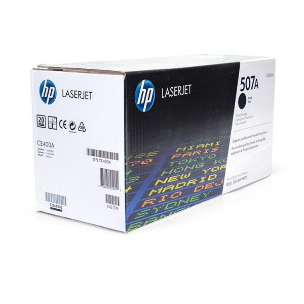 HP 507A Original Toner schwarz Standardkapazität 5.500 Seiten