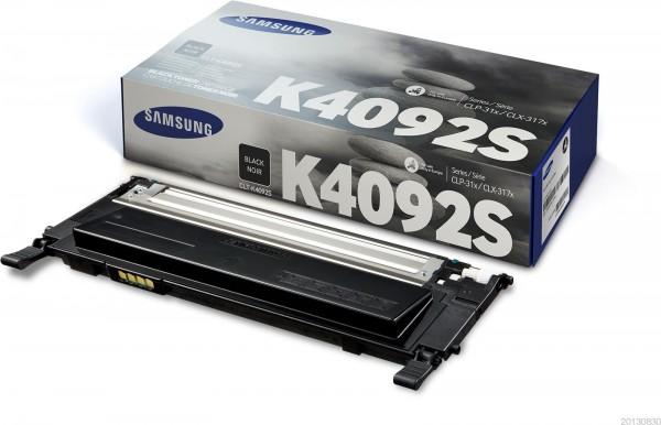 SAMSUNG CLT-K4092S Schwarz Toner 1.500 Seiten