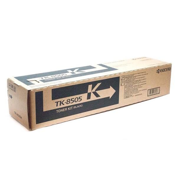 KYOCERA TK-8505K Toner schwarz für 30.000 Seiten