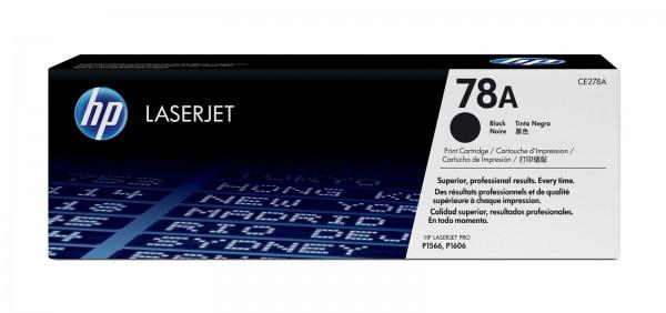 HP 78A LaserJet Original Toner schwarz Standardkapazität 2.100 Seiten