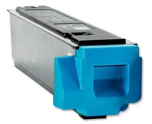 KYOCERA TK-5135C Toner cyan inkl. Resttonerbehälter für 5.000 Seiten gem. ISO/IEC 19752 mit 5% Toner